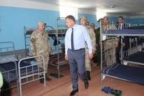 9. Посещение военного полигона Министерства обороны (часть I)