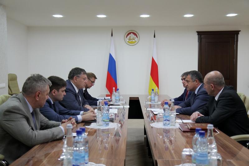 Встреча с заместителем Министра внутренних дел Российской Федерации Игорем Зубовым