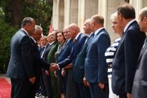 1. Официальный визит в Республику Абхазия (часть II)
