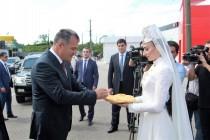 2. Официальный визит в Республику Абхазия (часть I)
