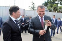 3. Официальный визит в Республику Абхазия (часть I)