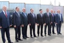 4. Официальный визит в Республику Абхазия (часть I)