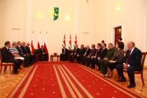 4. Официальный визит в Республику Абхазия (часть II)