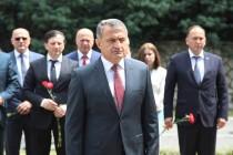 6. Официальный визит в Республику Абхазия (часть I)