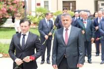 7. Официальный визит в Республику Абхазия (часть I)