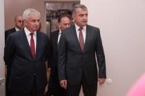 7. Официальный визит в Республику Абхазия (часть II)