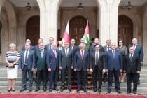 8. Официальный визит в Республику Абхазия (часть II)