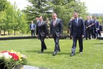 9. Официальный визит в Республику Абхазия (часть I)