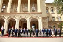 9. Официальный визит в Республику Абхазия (часть II)