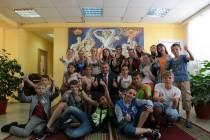 9. Встреча с детьми из Донецкой Народной Республики