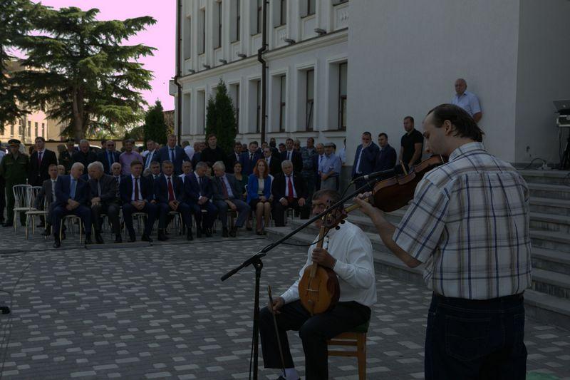 Праздничный концерт «Мир Кавказа в Цхинвале»