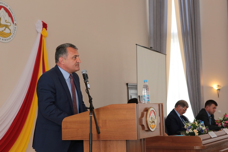 Августовская конференция «Развитие системы образования Республики Южная Осетия в контексте основных стратегических ориентиров: достижения, проблемы, перспективы»