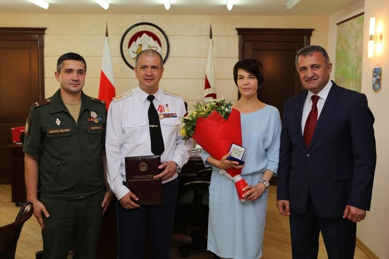 Встреча с Героем России Сергеем Кобылашем