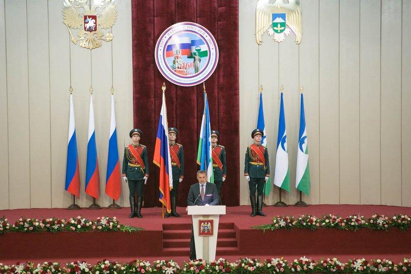 Анатолий Бибилов: «Народы Осетии и Кабардино-Балкарии связывают теснейшие отношения дружбы и братства»