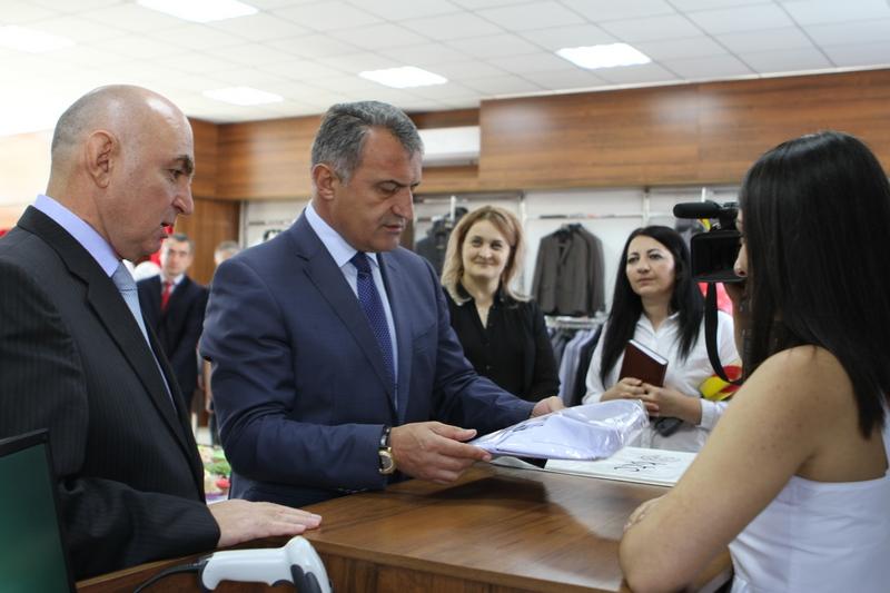 Анатолий Бибилов: «Верю, что продукция БТК-4 будет востребована»