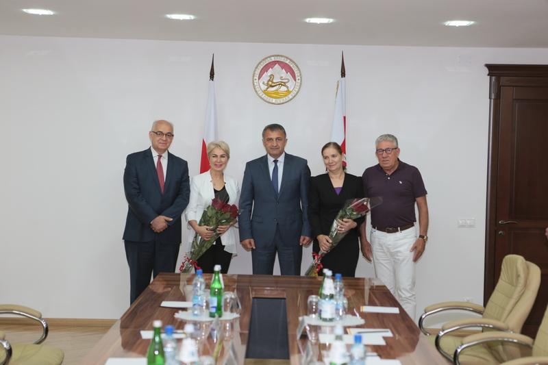 Встреча с членами осетинской общественной организации «Аланы» в Турции