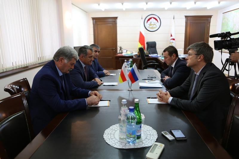 Олег Говорун: «Дополнительные инвестиции позволят создать 300 рабочих мест в Южной Осетии»