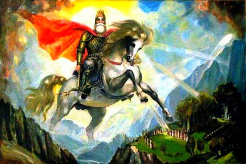 Поздравление с праздником Джеоргуыба
