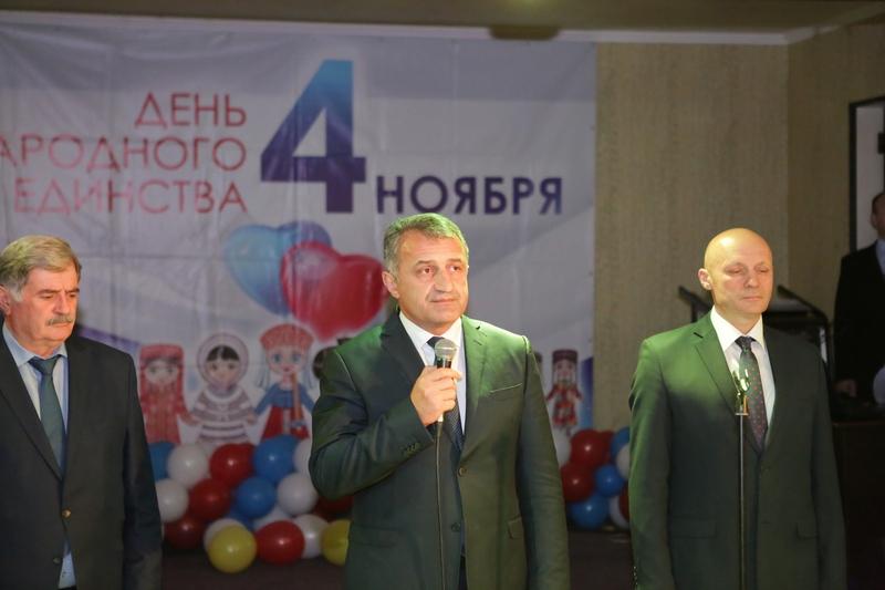 Анатолий Бибилов: «Единство народа всегда помогало выходить победителем из любых ситуаций»