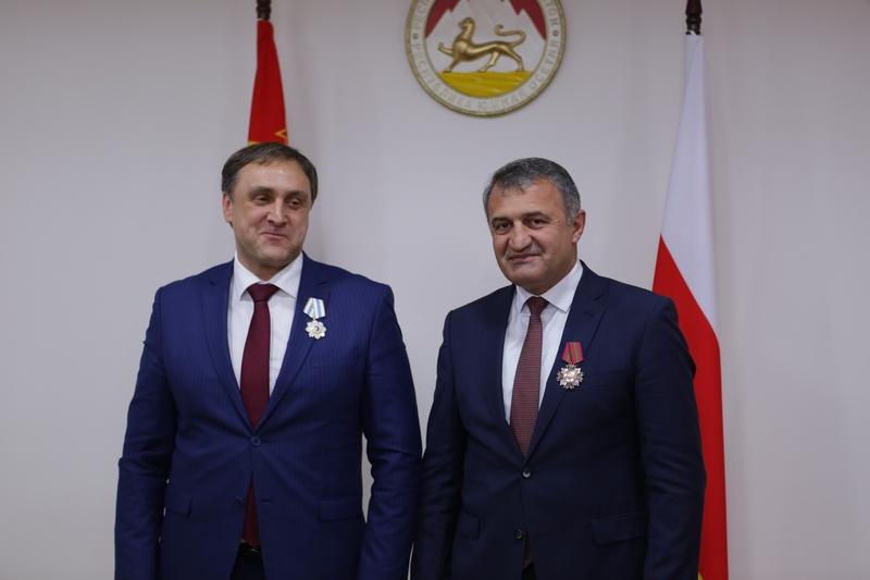 Встреча с делегацией Приднестровской Молдавской Республики