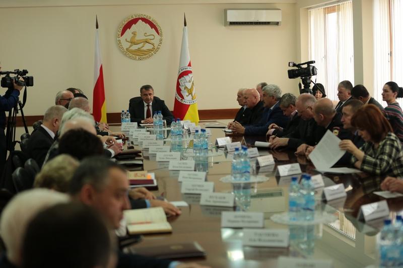 Анатолий Бибилов: «Мы все обязаны исполнить свой гражданский долг и проголосовать за наше будущее»
