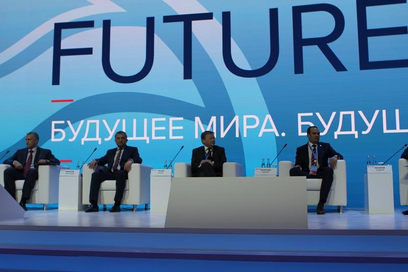 Анатолий Бибилов принял участие в пленарном заседании Ялтинского международного экономического форума