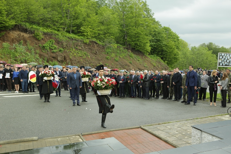 26-я годовщина Зарской трагедии