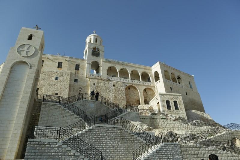 Посещение главных святынь Сирии