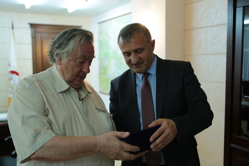 Встреча с Александром Прохановым