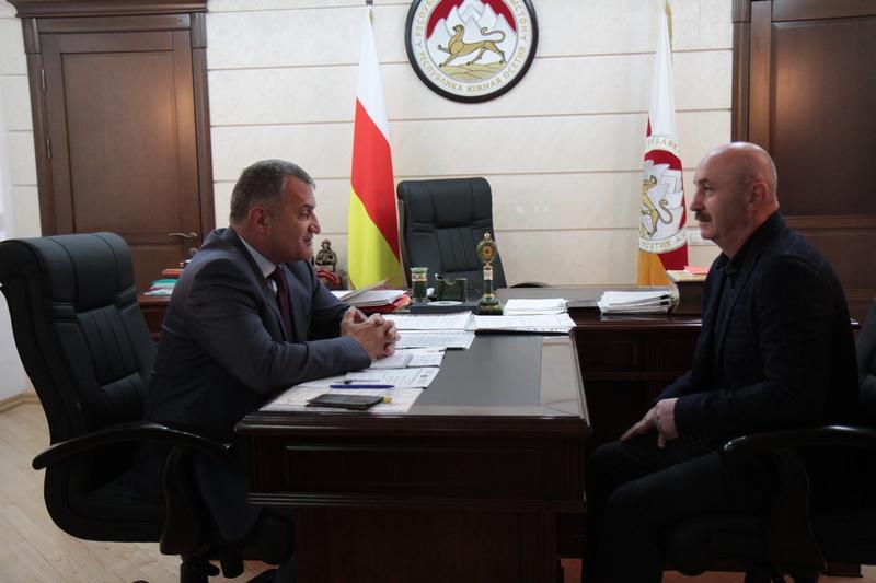 Встреча с заслуженным тренером России и Южной Осетии по боксу Виталием Слановым