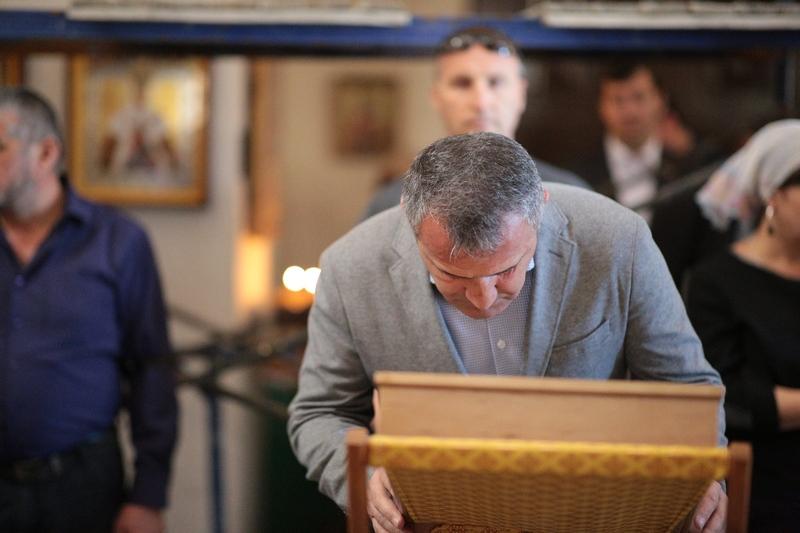 Анатолий Бибилов поздравил православных христиан с Рождеством Пресвятой Богородицы