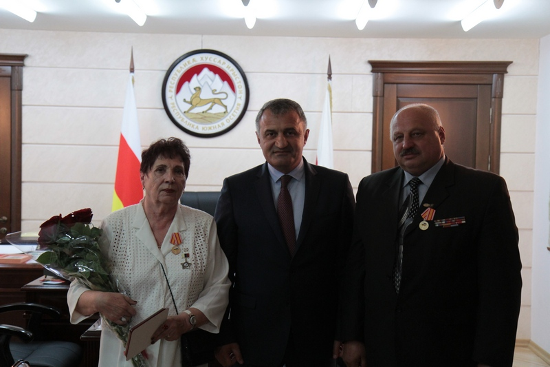 Встреча с делегацией из Воронежской области
