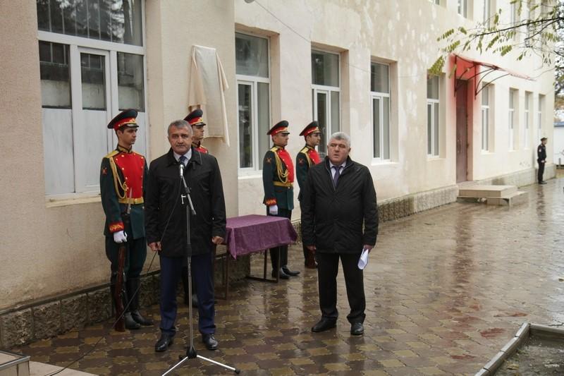 Анатолий Бибилов: «Имена героев должны быть увековечены»