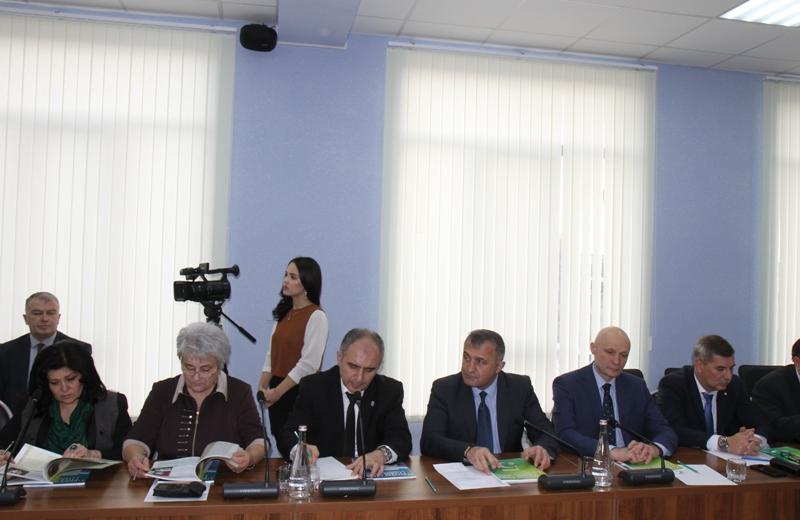 В ЮОГУ отметили пятилетие выхода в свет первого номера журнала «Русское слово в Южной Осетии»