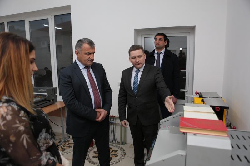 Анатолий Бибилов посетил «Открытый Институт РЮО»