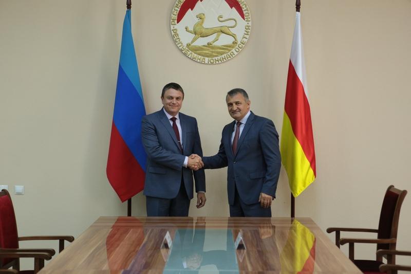 Состоится официальный визит Леонида Пасечника в Республику Южная Осетия