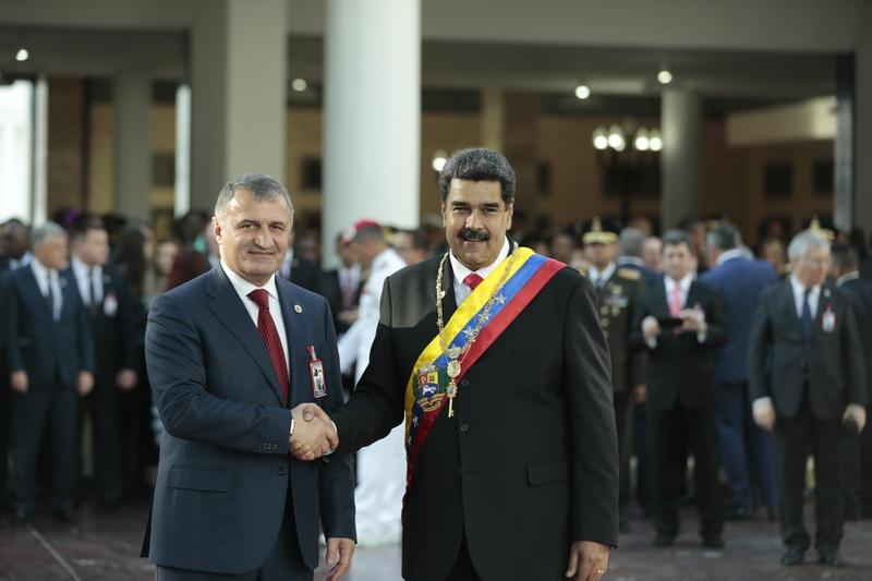 Визит в Боливарианскую Республику Венесуэла