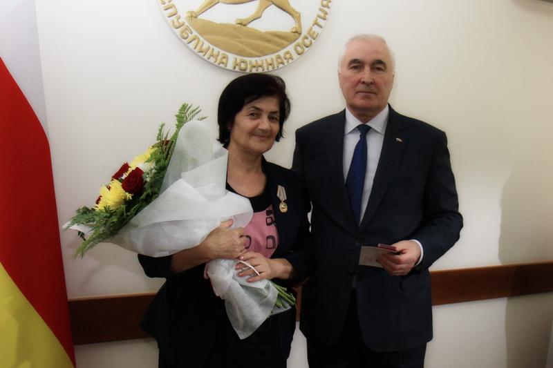 Церемония награждения (часть I)
